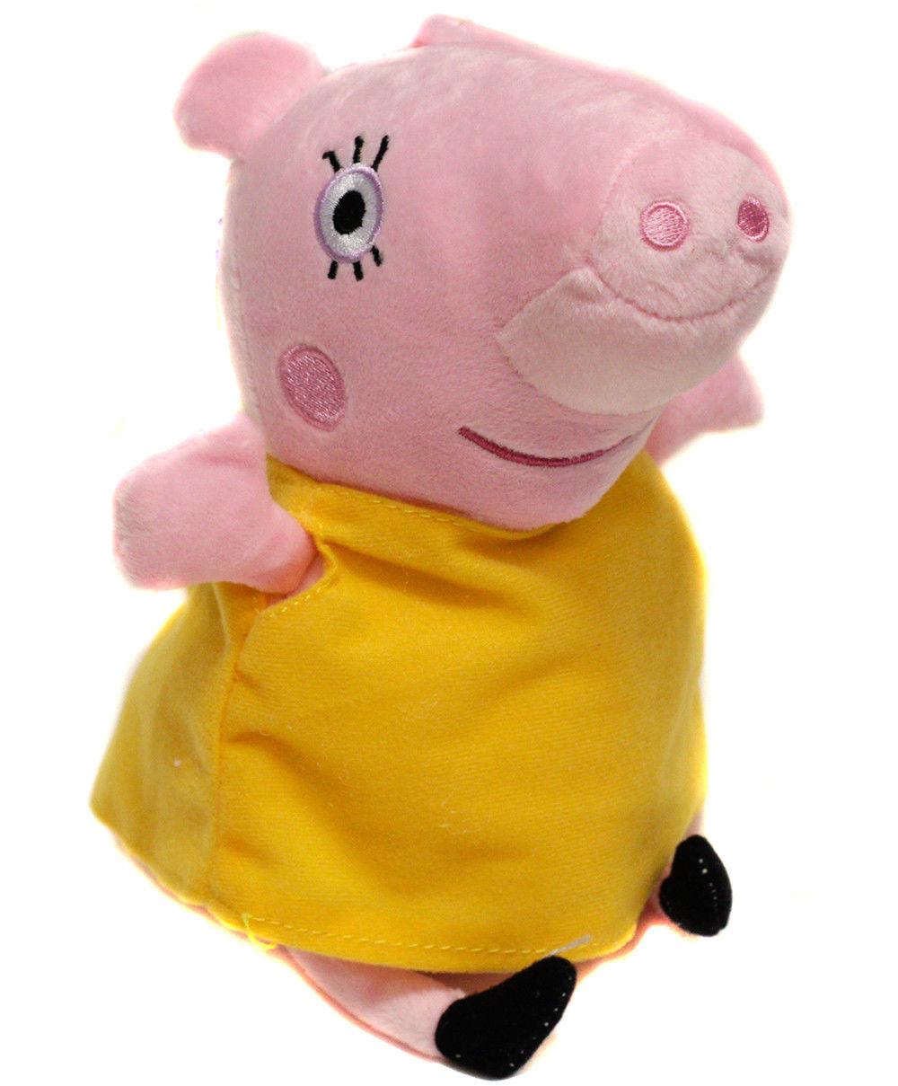 купить свинку пеппу игрушку недорого