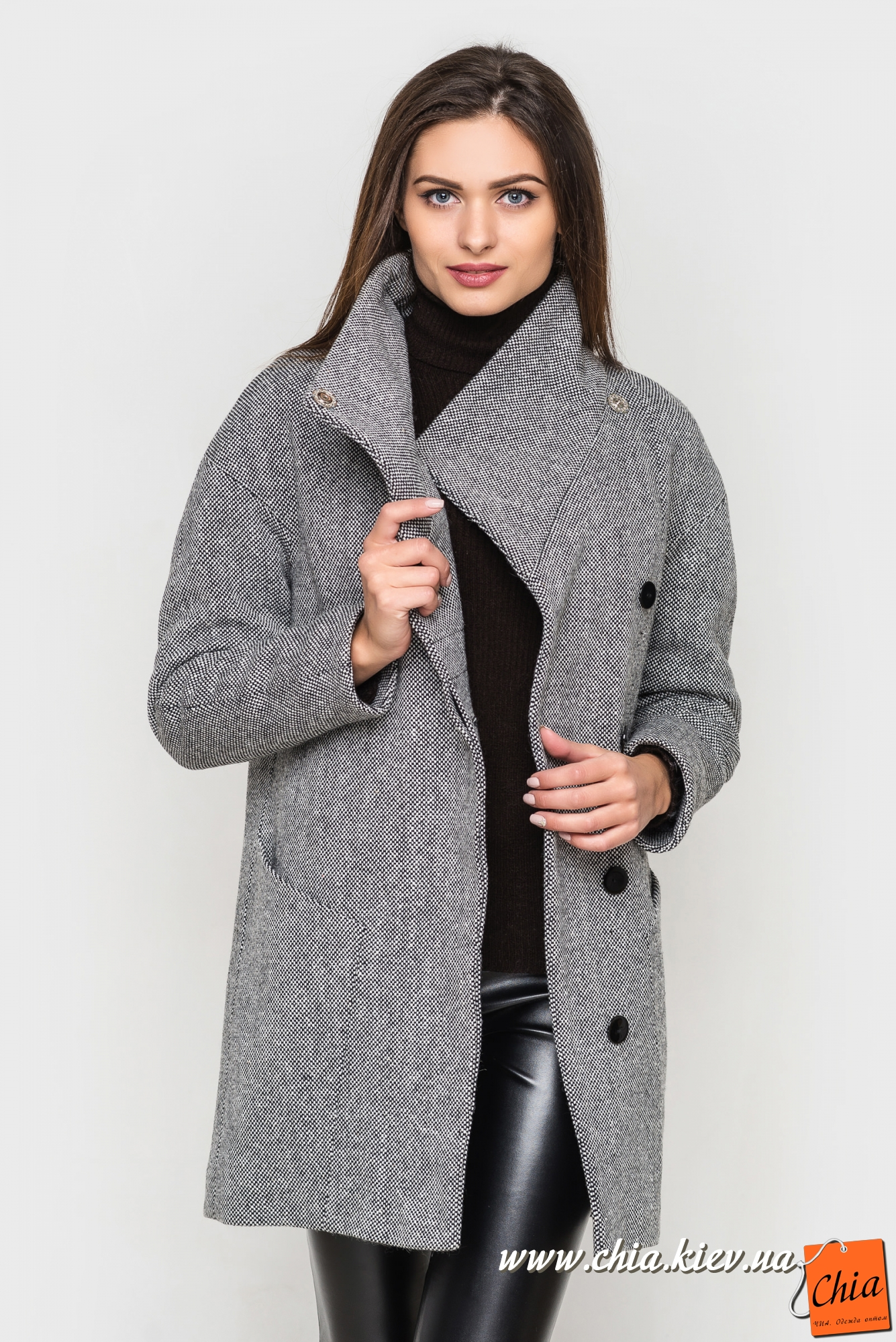 Пальто 7129