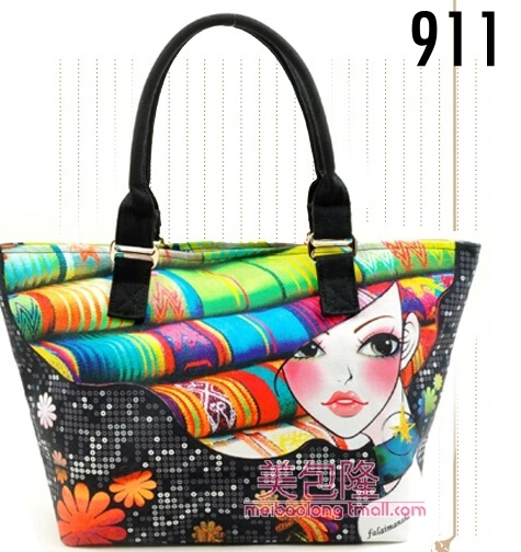 Женские сумки из текстиля Итальянские брендовые сумки из