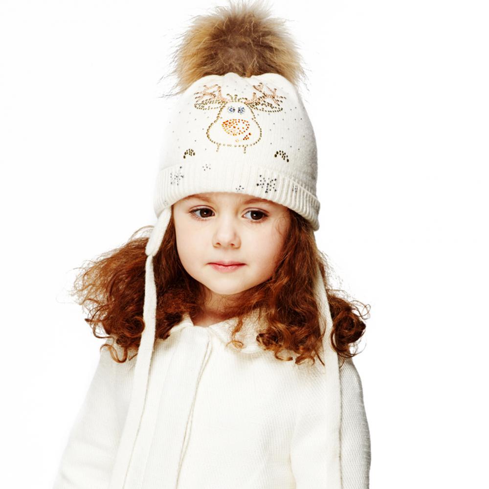 Детская шапка для девочки! ПРИСТРОЙ!