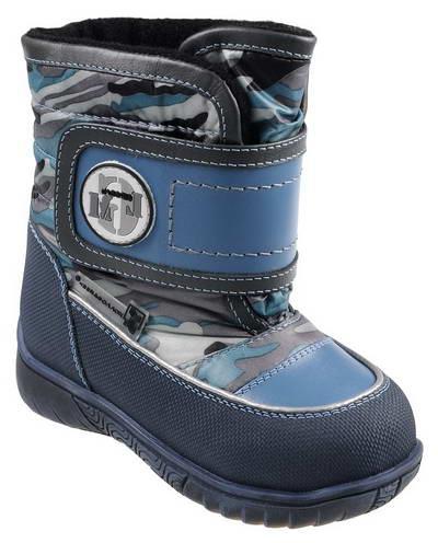 Ботинки Elegami мембрана для мальчика