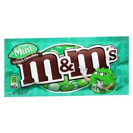 M&M's mint