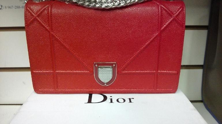 Сумка christian dior оригинал !! Christian Dior, цена