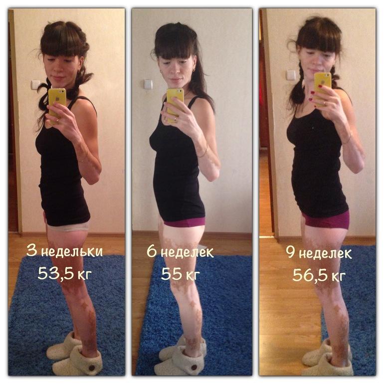 37 полных недель беременности