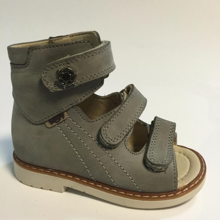 Детская ортопедическая обувь ортек