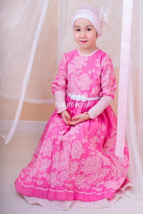Детские исламские платье