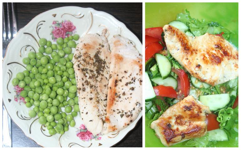 диета правильное питание для похудения меню лвл