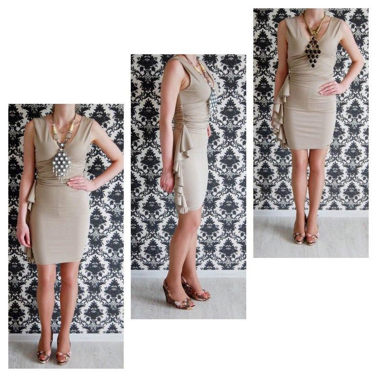 идеальное вечернее платье для полных девушек