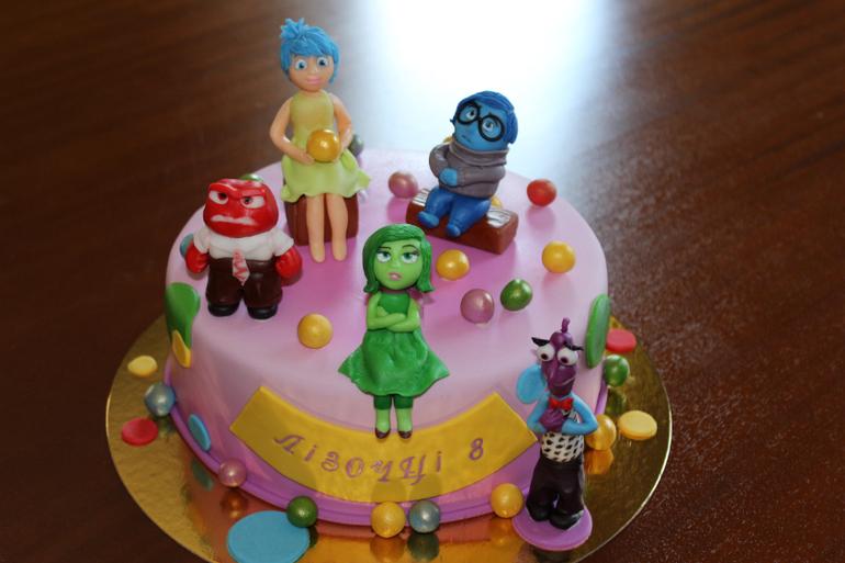 головоломка картинки для торта для модных изданий