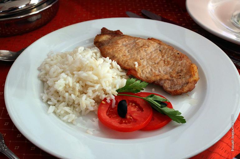 виды мясо с рисом картинки они