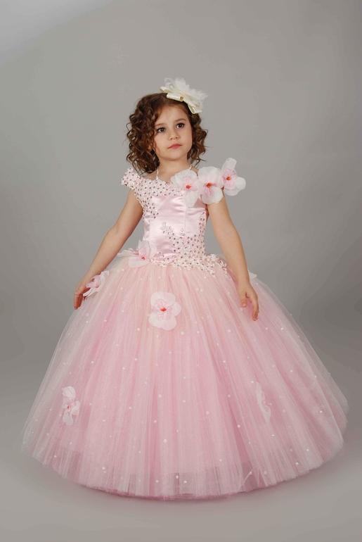 Нарядные платья для девочек доставка