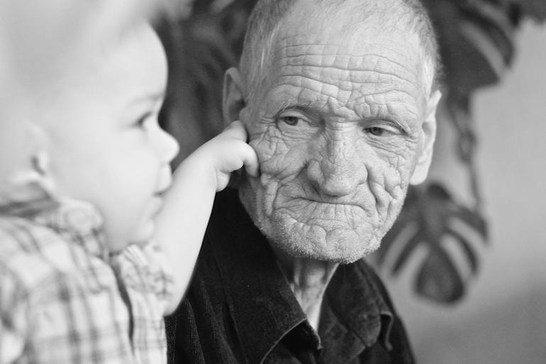 Сек дедушка и сдари бабушка 20 фотография