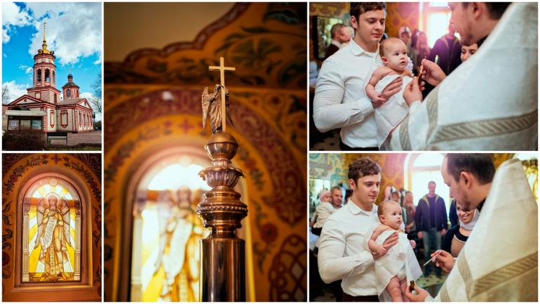 Картинки для телефона крещение