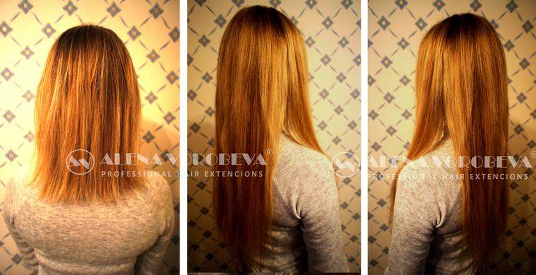 Цены на наращивание волос и калькулятор стоимости в СПб