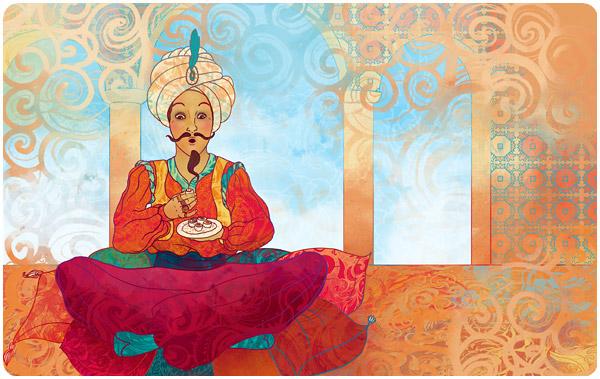 Картинки султана прикольные