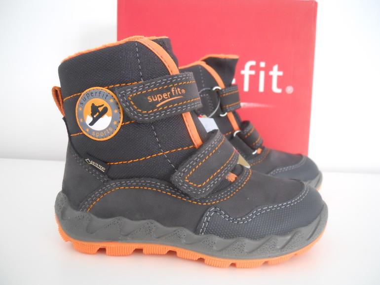 696add4e Зимние мембранные ботинки Superfit Icebird 25, 26р. - размеры обуви ...