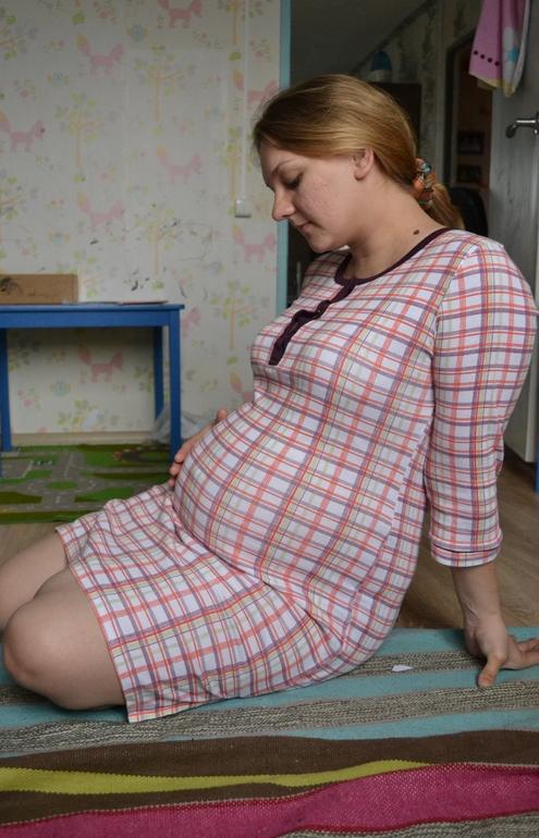 Беременность мамы