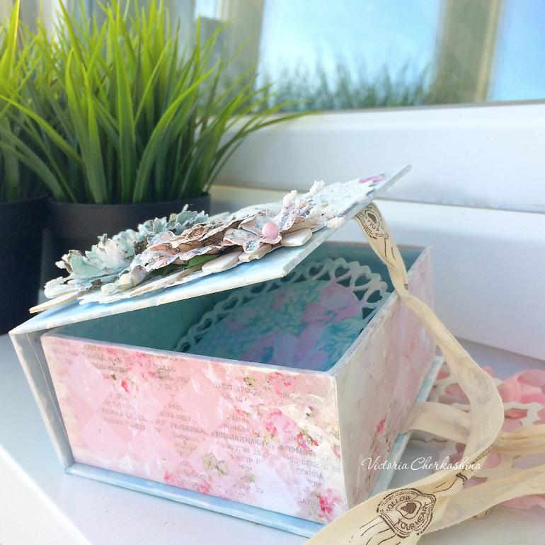 Сундучки и коробки для денег, конвертов и подарков 23