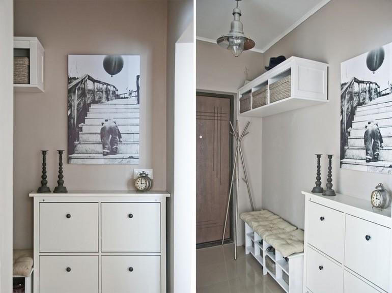 интерьер прихожей с мебелью фото 89123