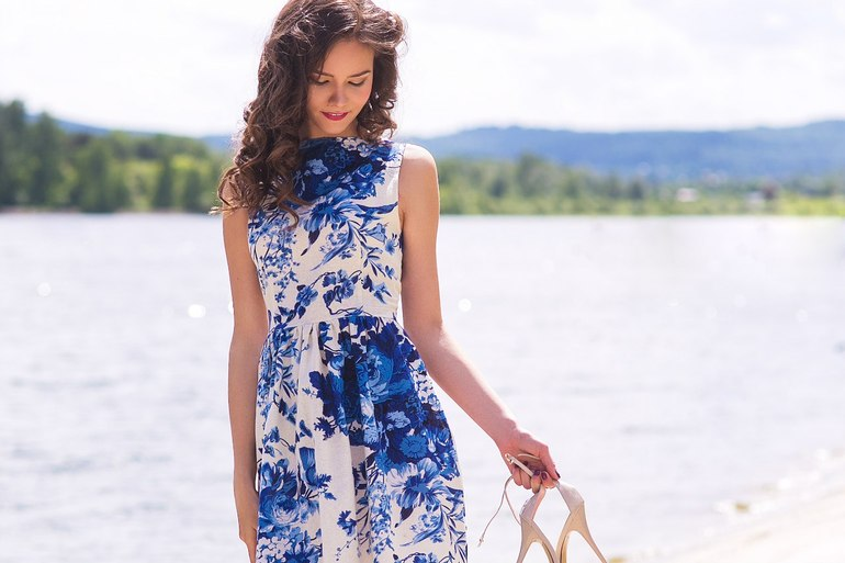 Платье хочу красивое
