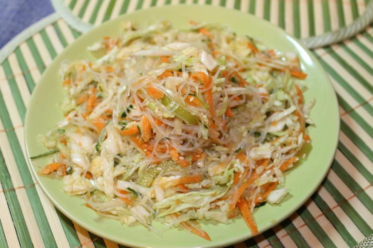 китайские салаты с фотографиями и рецептами