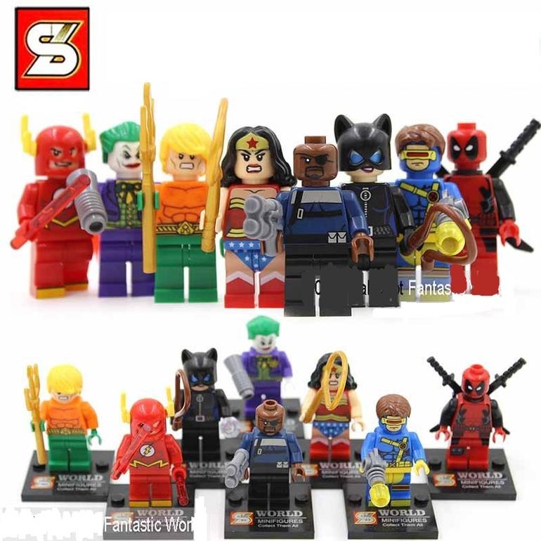 LEGO MARVEL Super Heroes 2  ОБЗОР ИГРЫ! Что они курили в Марвел